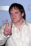 Quentin Tarantino Stock Photo