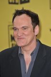 Quentin Tarantino. At the 15th Annual Critics' Choice Movie Awards, presented by the Broadcast Film Critics Association, at the Hollywood Palladium. January 15 Royalty Free Stock Photography