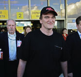 Quentin Tarantino. Quentin Jerome Tarantino - is a American film director, actor, and an Oscar winning screenwriter Stock Images