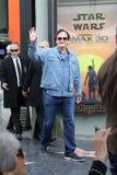 Quentin Tarantino Imagen de archivo libre de regalías