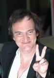 Quentin Tarantino Stockbild
