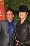 Quentin Tarantino, Robert Rodriguez Stock Images