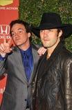 Quentin Tarantino, Robert Rodriguez Stock Photos