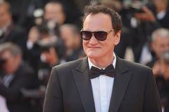 Quentin Tarantino ucz?szcza ko?cow? ceremoni? fotografia stock