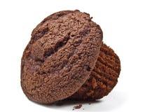 Queque do chocolate Fotos de Stock Royalty Free