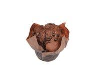 Queque do chocolate Imagem de Stock Royalty Free