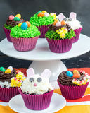 Queques de Easter Imagens de Stock Royalty Free