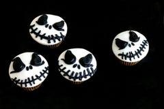 Queques de Halloween Fotos de Stock