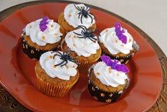 Queques de Halloween Imagem de Stock Royalty Free