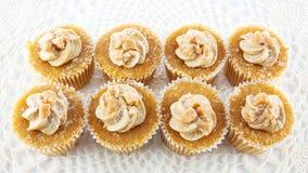 Queques do caramelo Fotografia de Stock Royalty Free