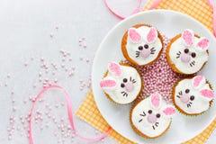Queques do coelho de Easter Foto de Stock Royalty Free