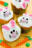 Queques do coelho de Easter Imagens de Stock