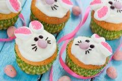 Queques do coelho de Easter Fotografia de Stock