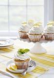 Queques do limão Imagem de Stock Royalty Free