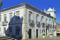 Querenca building in the Serra de Monchique mountain range of the Algarve Royalty Free Stock Image