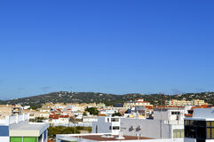 Querenca town in the Algarve, Portugal Royalty Free Stock Photography