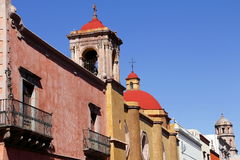 Queretaro architecture V Stock Photography