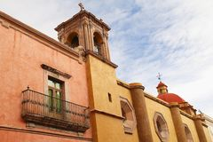 Queretaro architecture VI Royalty Free Stock Images