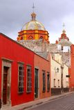 Queretaro architecture VIII Royalty Free Stock Photo
