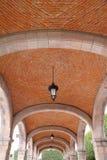 Queretaro architecture X Stock Image