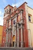 Queretaro cathedral I Stock Image