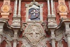Queretaro cathedral III Royalty Free Stock Image