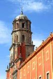 Queretaro - Church of San Francisco Stock Photo