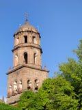queretaro san francisco церков стоковое изображение
