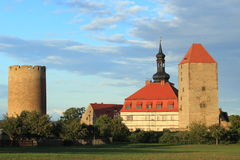 Querfurt castle Royalty Free Stock Image