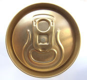 Querneigung des Bieres. Stockfoto
