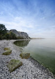 Querneigung des Volga Lizenzfreie Stockbilder