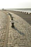 Querneigung im Somme-Schacht Lizenzfreies Stockbild