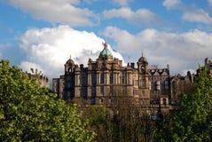Querneigung von Schottland Lizenzfreie Stockfotos