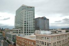 Querschnitt der Gebäude Lizenzfreie Stockfotos