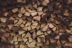 Querschnitt des Bauholzes Stockfoto