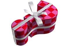 query пинка подарка иллюстрация вектора