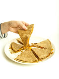 Quesadilla Royalty Free Stock Photography