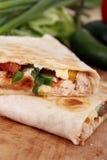 2 quesadillas цыпленка Стоковое фото RF