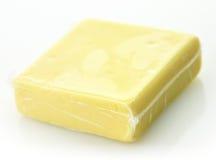 Queso de Cheddar Fotografía de archivo libre de regalías