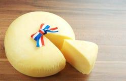 Queso de Holland Netherlands Foto de archivo libre de regalías
