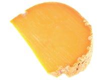 Queso de Mimolette Imagenes de archivo