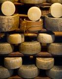 Queso de parmesano Fotografía de archivo libre de regalías