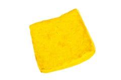 Queso de soja amarillo Fotos de archivo libres de regalías