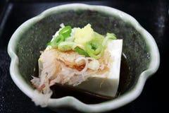 Queso de soja de Kyoto Imagenes de archivo