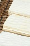 Queso de soja de Shiping Imágenes de archivo libres de regalías