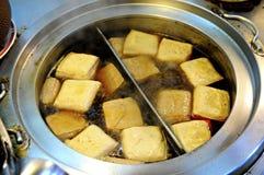 Queso de soja Stinky (Chou Tofu) Foto de archivo