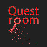 Quest room Royalty Free Stock Photo