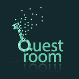 Quest room Stock Image