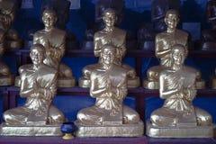 Questa immagine è circa baddah tailandese, Tailandia Immagine Stock Libera da Diritti