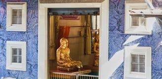 Questa immagine è circa Buddha tailandese, Bangkok Tailandia Immagine Stock